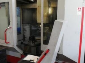 Centro de mecanizado 5 ejes Hemrle U 740