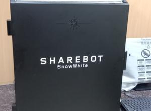 Sharebot 3D Printers. Sharebot Snow-White 3D Printer. 3D Принтер
