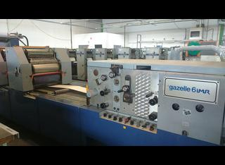Drent Gazelle 6 IMR 4 colours P210727029