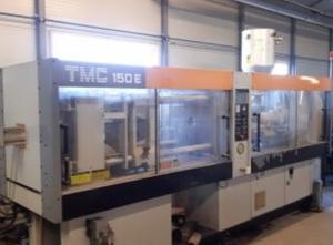 Inyectora de plástico TMC 150 E