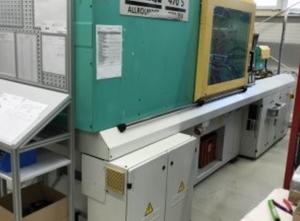 Inyectora de plástico Arburg ALLROUNDER 470 S 1300 - 350