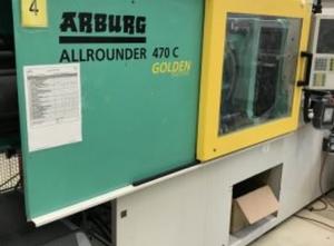 Inyectora de plástico Arburg ALLROUNDER 470 C 1500 - 400