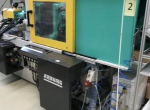Inyectora de plástico Arburg ALLROUNDER 270 C 400-70
