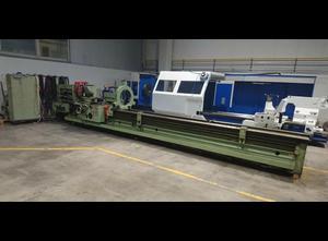 TOS SUS 80/6500 heavy duty lathe