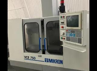 Mikron / Haas VCE-750 / VF-2 P210728028