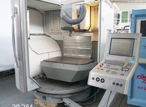Pionowe centrum obróbcze DMG DMU 60 T Monoblock - iTNC 530
