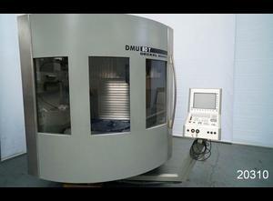 Pionowe centrum obróbcze DMG DMU 80 T - iTNC 530
