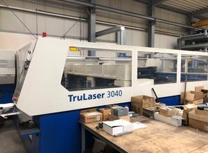 Trumpf 4030 laser cutting machine