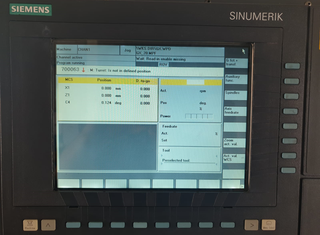 Gildemeister CTX 400 S2 P210728077