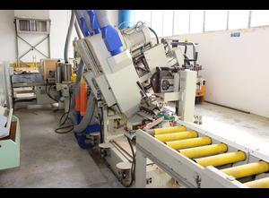 Ahşap zımparalama makinası Delle Vedove LPC4+SPK4
