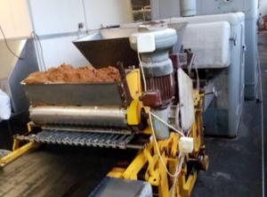 Linea completa di produzione di biscotti / croissant Muu Cookie production line