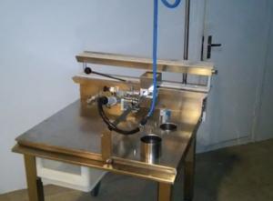 Macchina di taglio e confezionamento per dolciaria Astor blades Plate cutting board