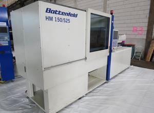 BATTENFELD  HM 150-525 UNILOG B6 Spritzgießmaschine