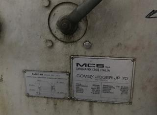 MCS HT Jigger Dyeing Machine P210730022