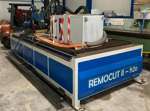 Remocut II H2O 1500 x 3000 / 105A Schneidemaschine - Plasma / gas