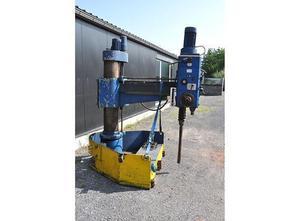 WMW Mk 4 BR40/2x1250 Radial drilling machine