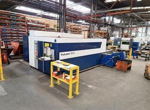 Trumpf TruLaser Fiber 4000 Watt laser cutting machine