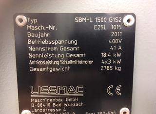 Lissmac SBM-L-G1S2 1500 P210730107