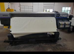 Epson F9370 Rotary textile printer