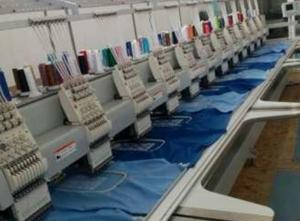 Ricoma RCM-0912FH Embroidery machine