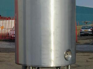 Zbiornik Wincanton Engineering 316L