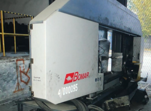 Bomar Extend 1200.820 band saw for metal