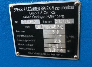 Splek (Sperr & Lechner) SLFIIA-200 P210408004