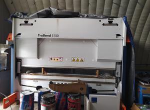 Pressa piegatrice cnc/nc TRUMPF TruBend 3100