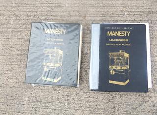 Manesty Unipress P210716136