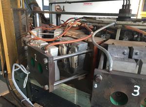 Stroj na zpracování gumy presma rotomix