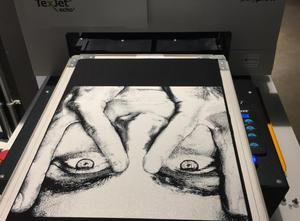 Stampante tessile Polyprint Texjet Echo 2