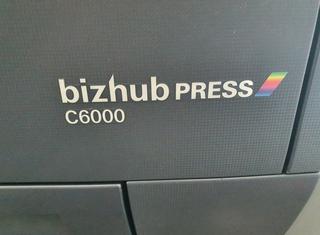 Konica Minolta C6000 BIZHUB PRESS P210802019