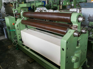 Jelšingrad UBBD Plate rolling machine