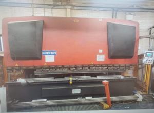 Carter 4000mm x 200 Ton Abkantpresse CNC/NC