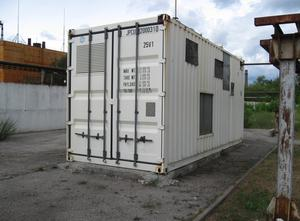 Macchina per l'energia Hydrogenics Europe N. V. HySTAT 1000S 10/10