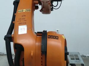 Robotica industrial KUKA KR200 L140