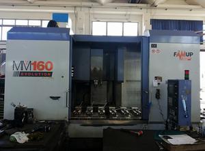 Centro de mecanizado vertical Famup MMV 160