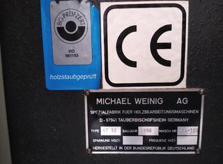Weinig Unitec 10 P210803087