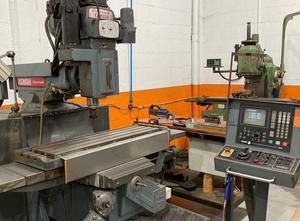 Kondia Powermill K76 cnc bed type milling machine