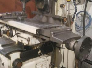 Cnc dikey freze makinesi Lagun FU125