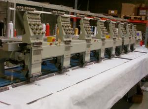 BARUDAN BENYME Embroidery machine
