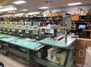 Tajima HC 912 Embroidery machine