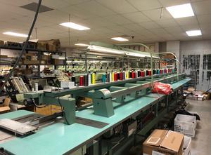 Tajima Stretch DC912 Embroidery machine