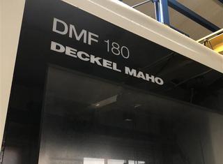 Deckel DMF 180-7 P210804069