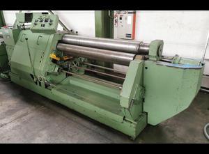 Haeusler VRM 1500 x 5 Plate rolling machine - 4 rolls