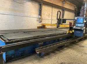 Ajan 3x12 meter Schneidemaschine - Plasma / gas