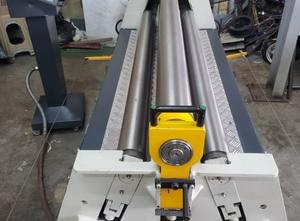Isıtan 4 RM 15-130 Plate Rolling Machine like new condition