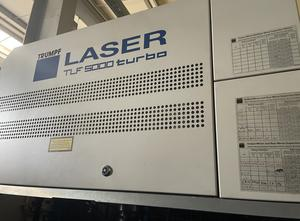 Trumpf TLF 5000 Turbo Станок для лазерной резки