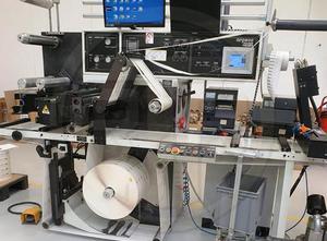 Używany nawijak / rozwijak / maszyna do cięcia wzdłużnego Arpeco Tracker Premier