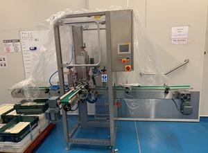 Near-new Low Hours: Unilogo Robotics Z2 pick & place Capping Machine